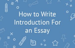 IELTS Writing Task 2 Introduction- A complete students guide